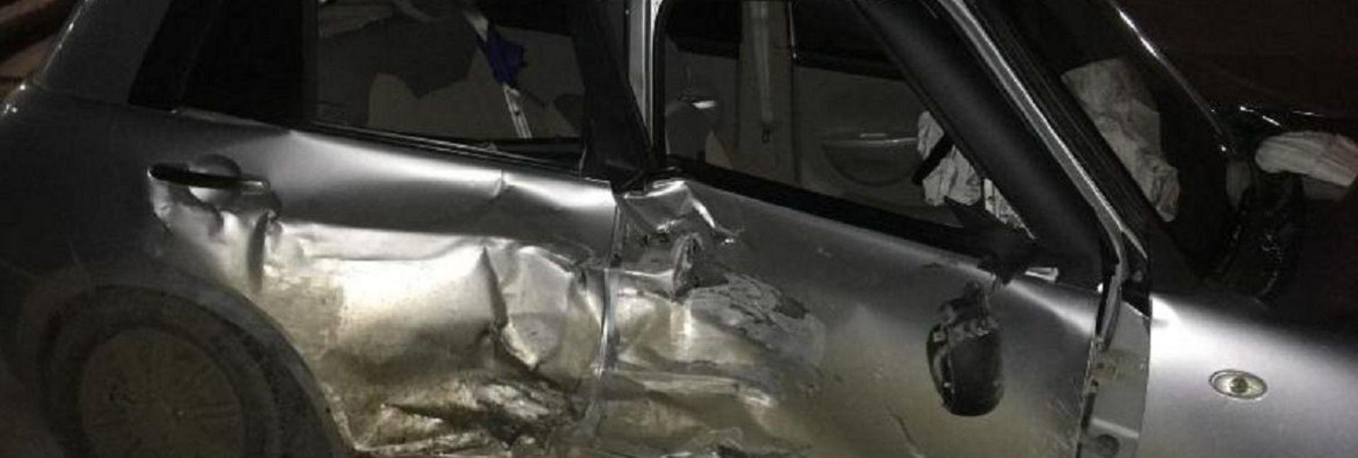На Ставрополье столкнулись две легковушки, пострадал 11-летний мальчик