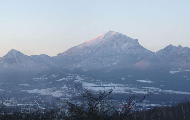 В честь Дня защитника Отечества состоится массовое восхождение на вершину горы Бештау