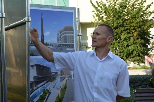 Серию уроков для школьников Ставрополя проведёт главный архитектор города