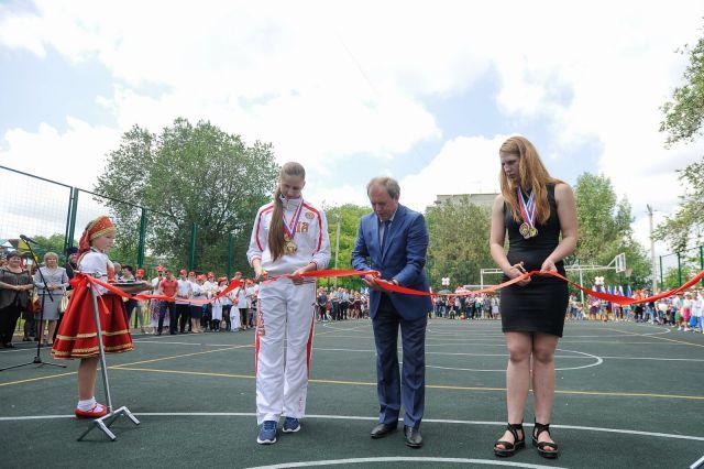 Губернатор Владимир Владимиров совершил рабочую поездку в Будённовский район