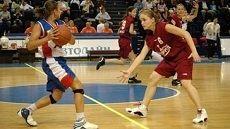 Баскетболистки Ставрополья обыграли спортсменок из Воронежа