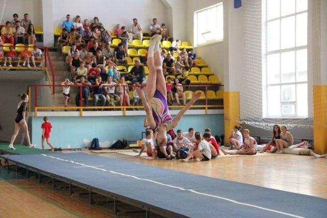 Ставропольские акробаты стали лучшими среди «Звёзд прыжков»