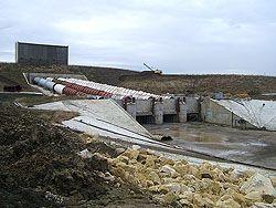 РусГидро завершил строительство Егорлыкской ГЭС-2