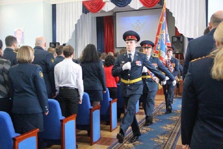 Краевой УФСИН отметил 139-ю годовщину со дня основания