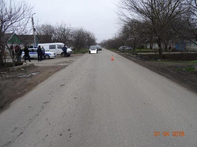 Водитель с просроченными правами сбил 7-летнюю девочку на Ставрополье