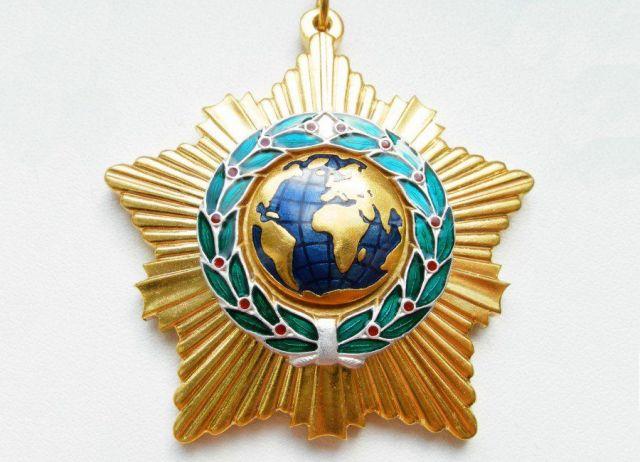 Президент России наградил ставропольца орденом Дружбы