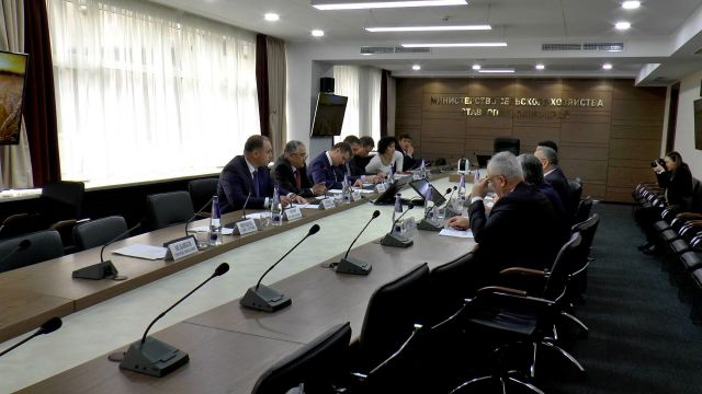 На Ставрополье агробизнес будут развивать инвесторы из Турции