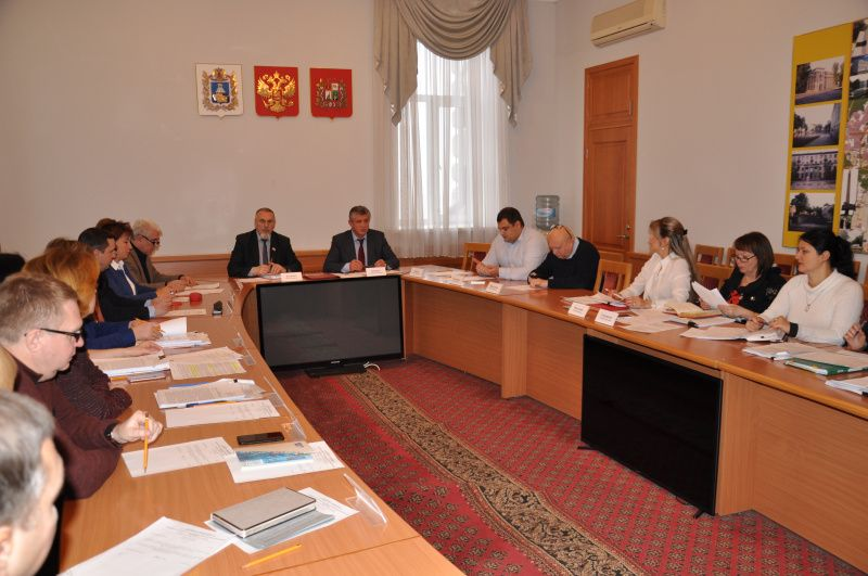Проект бюджета Ставрополя ждёт согласительная комиссия