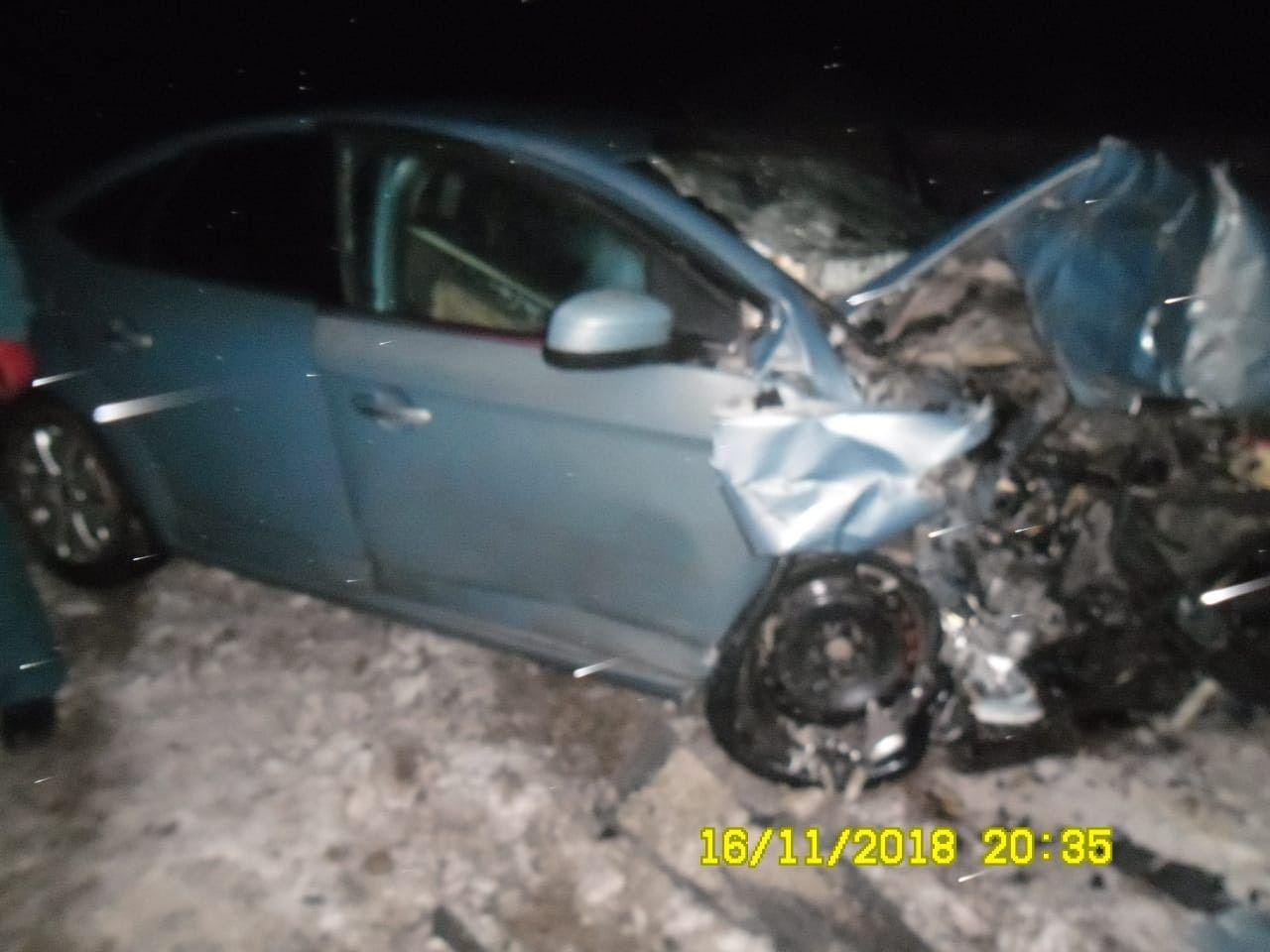 Число пострадавших в ДТП в Красногвардейском районе Ставрополья увеличилось до десяти