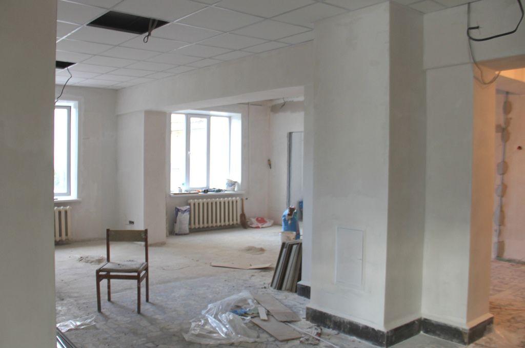 Городская детская больница Невинномысска готовится распахнуть новые двери для маленьких пациентов
