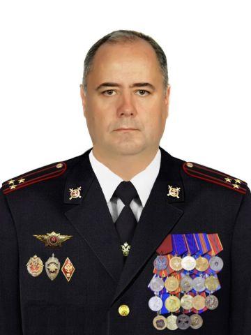 Начальнику управления Росгвардии по Ставропольскому краю присвоено звание генерал-майор полиции