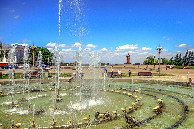 Сезон фонтанов откроется в Ставрополе необычным способом