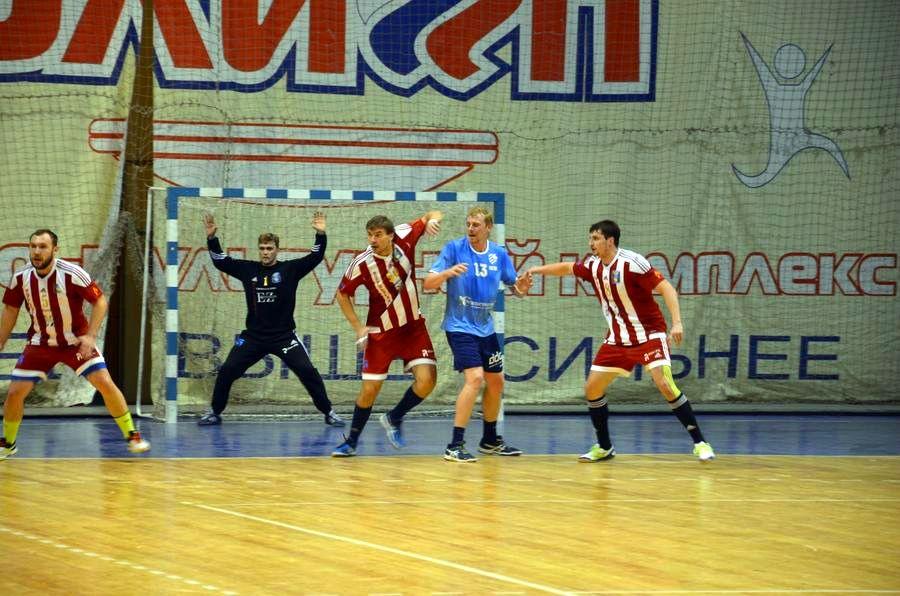 «СГАУ-Саратов» проиграл впервом четвертьфинальном матче Суперлиги