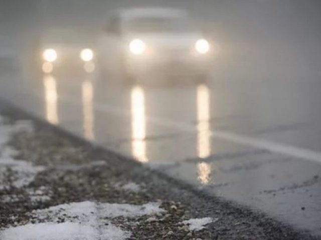 Резкое похолодание и минусовая температура осложнит ситуацию на дорогах Ставрополья