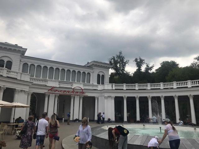 Официальный представитель МИД РФ Мария Захарова проводит отпуск на КМВ