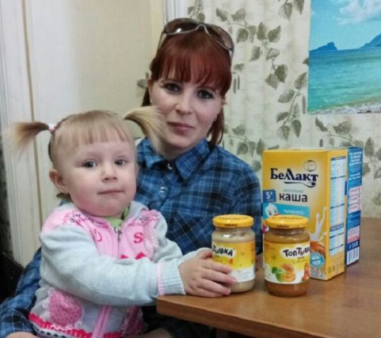 В Ставрополе молодые мамы получили подарки на День защиты детей