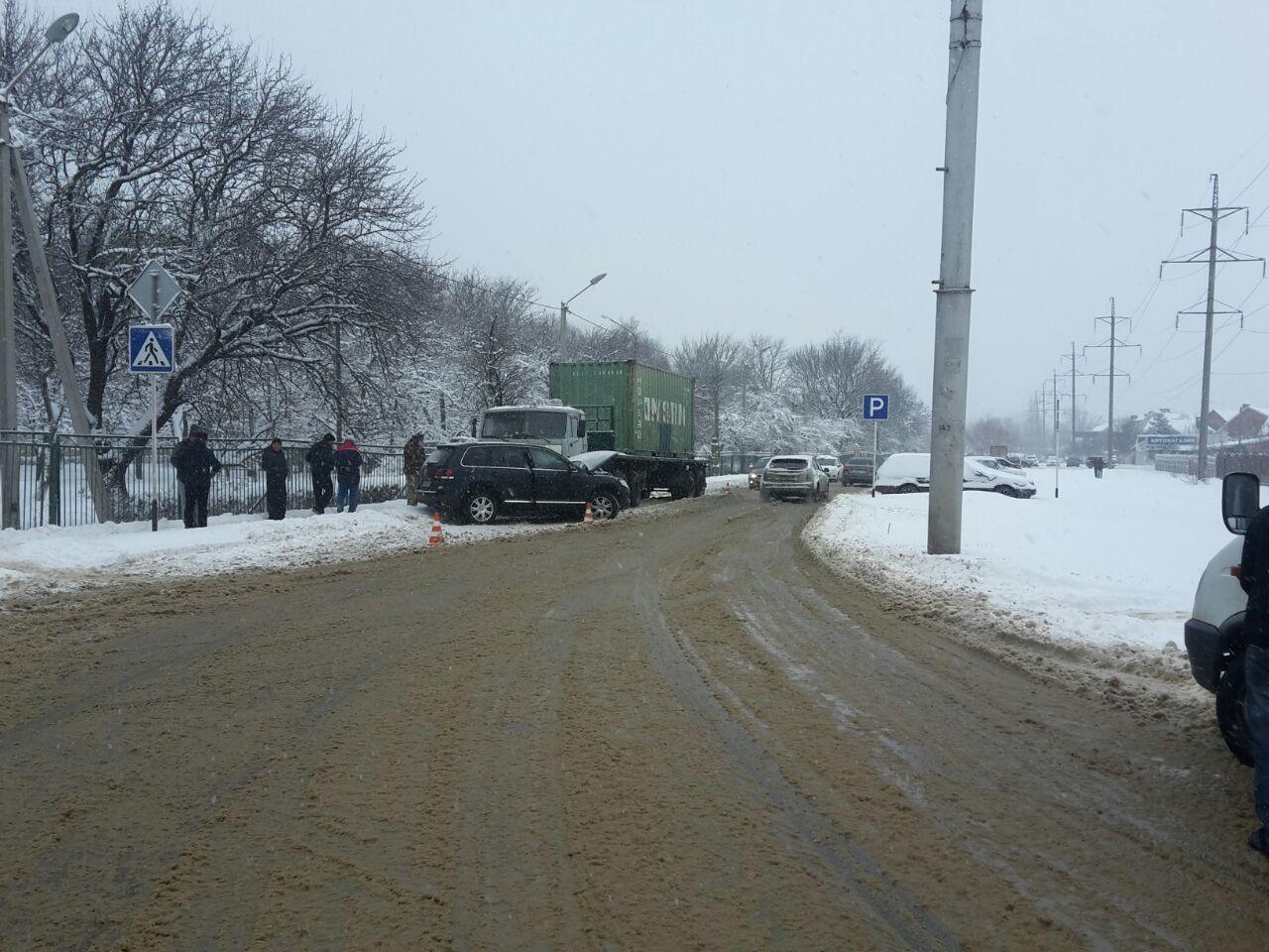 ВСтаврополе вавтоаварии пострадали два 13-летних школьника