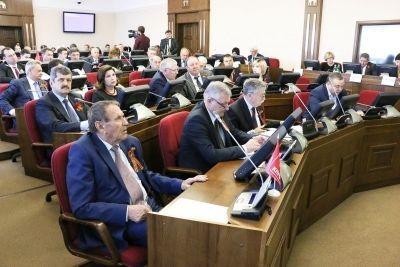 Депутаты краевой Думы приняли ряд актуальных законопроектов