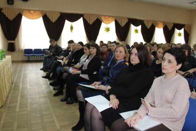 Родителей Ставрополя готовили к выпускному