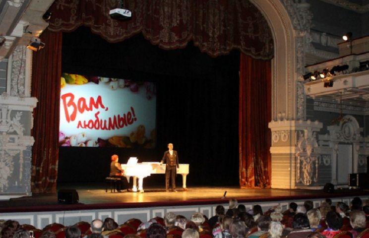 В Кисловодске большой музыкальный праздник посвятили Международному женскому дню