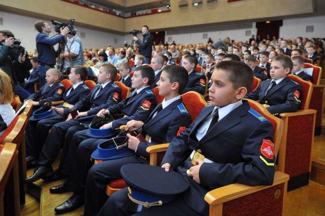 В Ставрополе выберут кандидатов для обучения в профильном кадетском классе Следственного комитета РФ