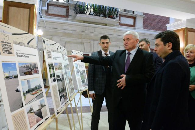 Работу Ставрополя по формированию комфортной городской среды высоко оценили на федеральном уровне