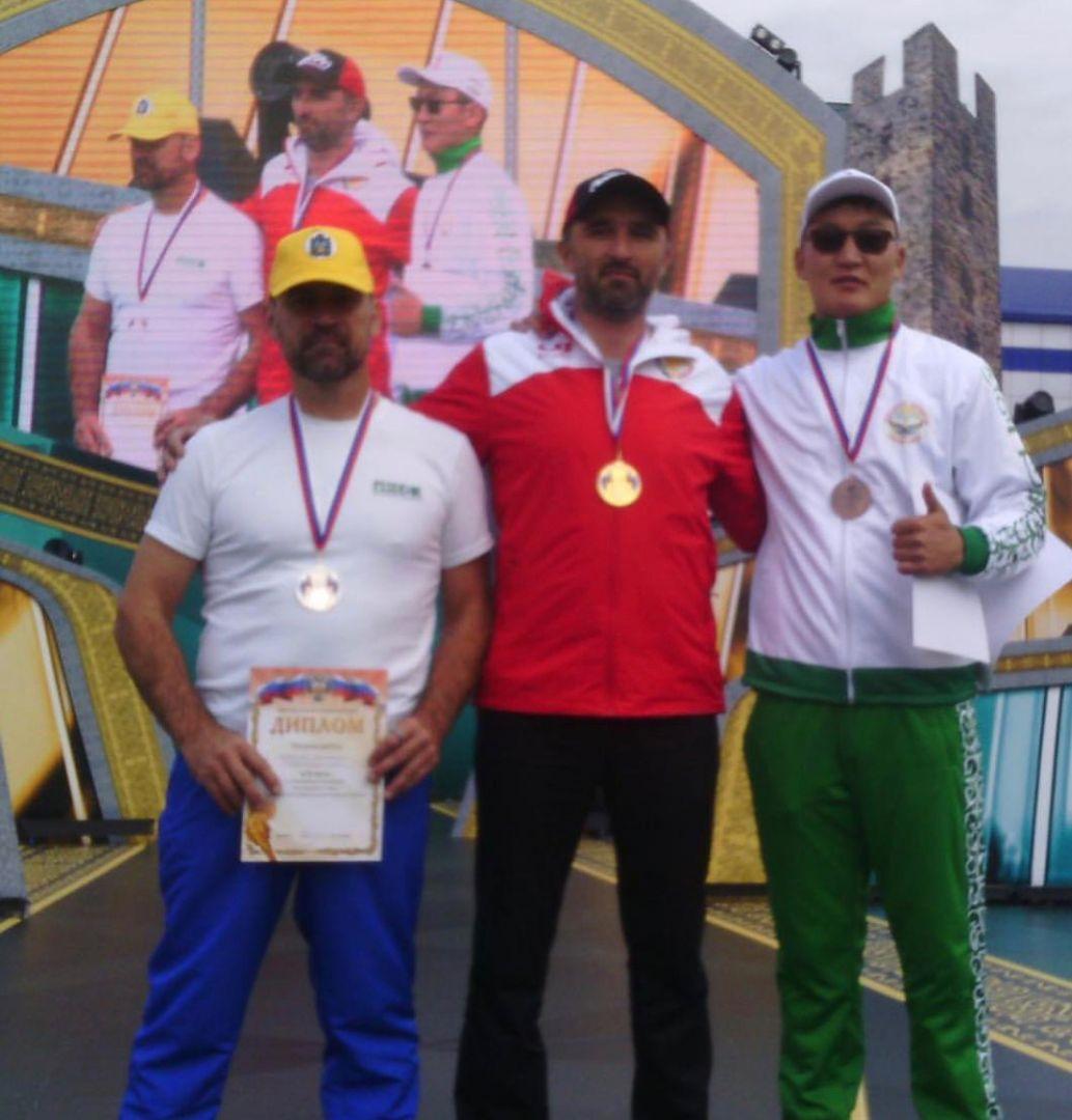 Ставропольский лучник взял серебро на Фестивале культуры и спорта народов Кавказа