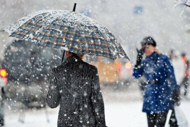 Синоптики прогнозируют снижение температуры воздуха на Ставрополье до минусовых показателей