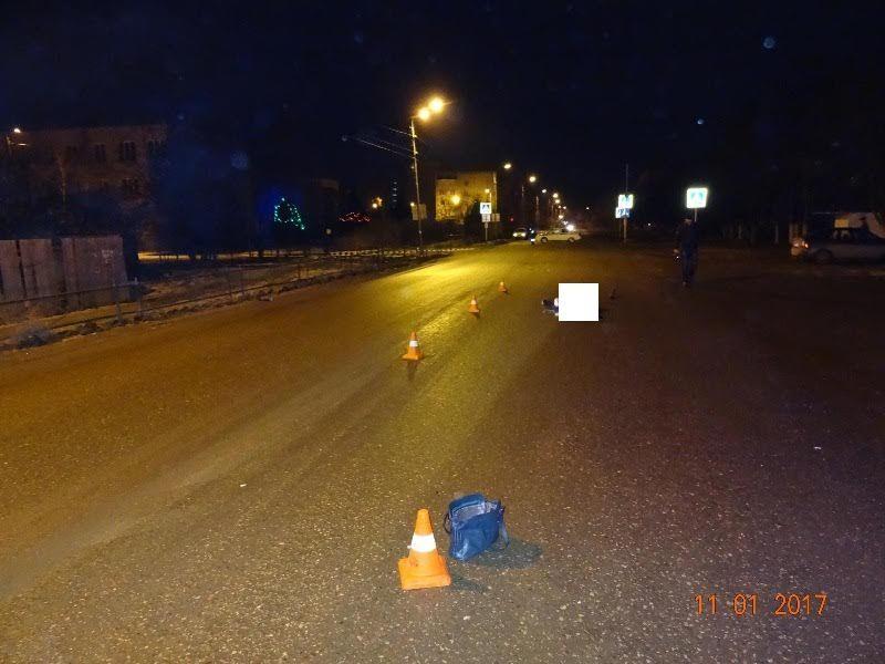 В Георгиевске водитель сбил насмерть пешехода и скрылся с места ДТП