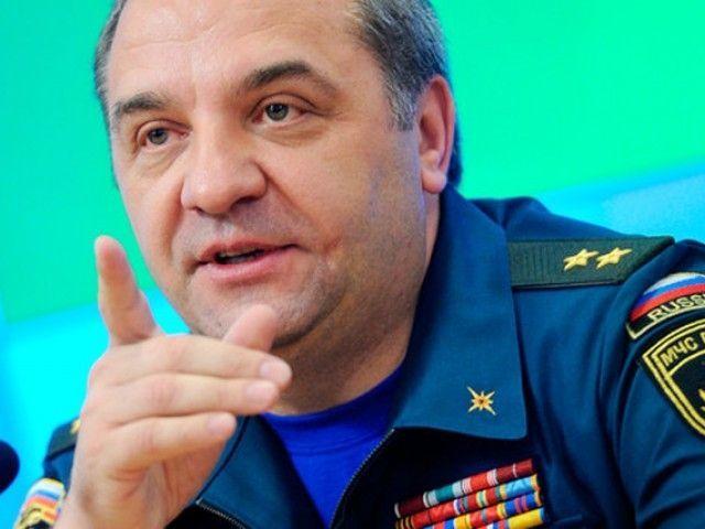 Глава МЧС России Владимир Пучков прибыл с проверкой в Ставропольский край