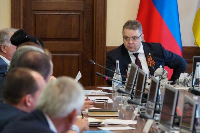 Губернатор Ставрополья раскритиковал результаты противоградовых мероприятий