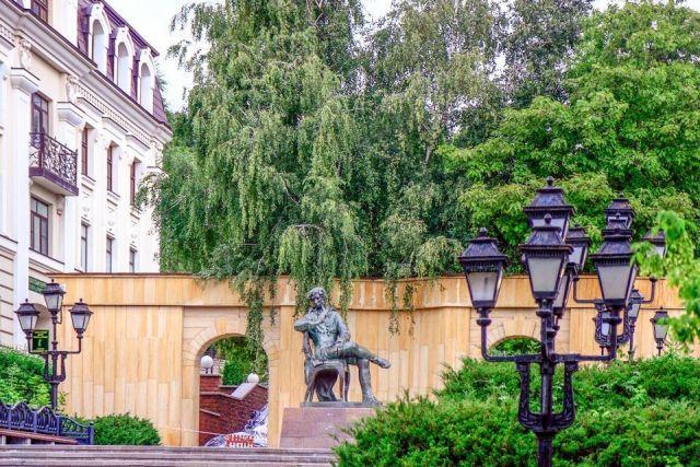 Ставрополь готовится к празднованию дня рождения Александра Пушкина