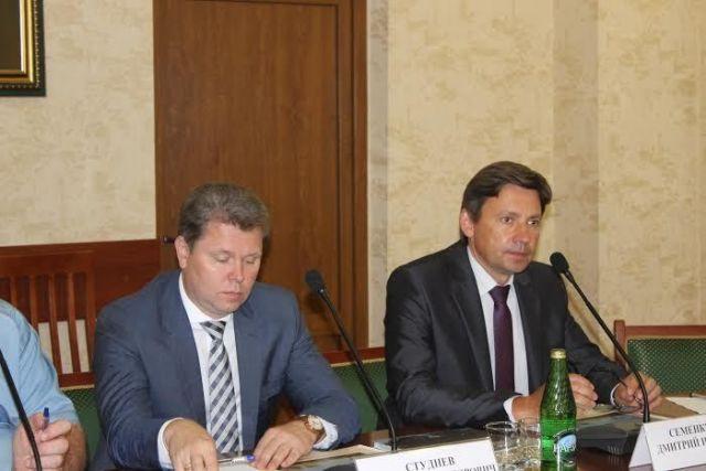 В Кисловодске презентовали инвестиционные проекты белорусской делегации