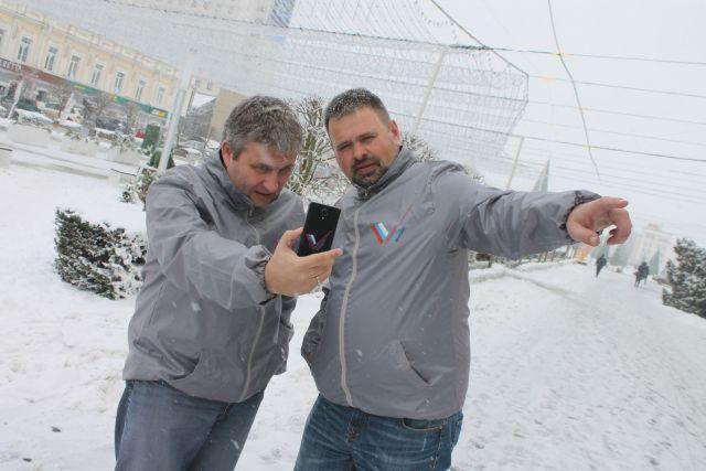 Ставропольские активисты ОНФ приглашают жителей региона присоединиться к акции «Снежный фронт»