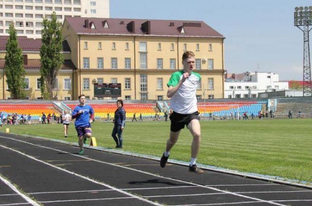 В Ставрополе прошёл спортивный праздник, посвящённый юбилею Победы