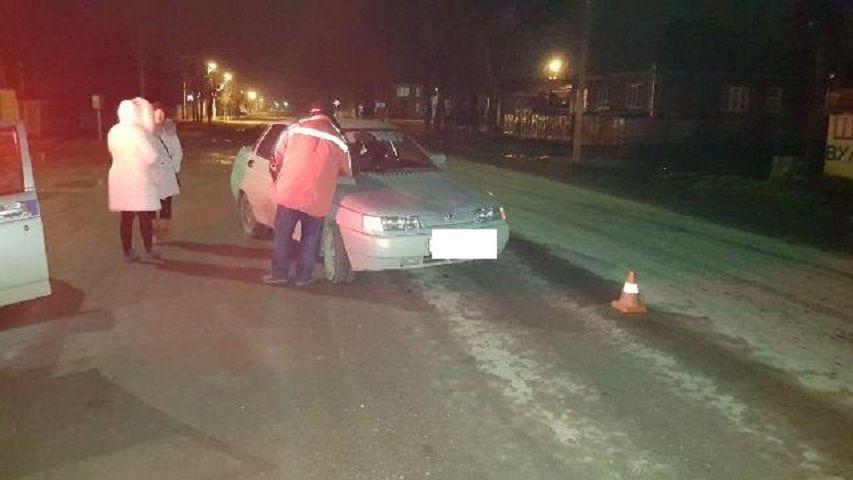 В Новопавловске под колёсами автомобиля погибла 52-летняя ставропольчанка
