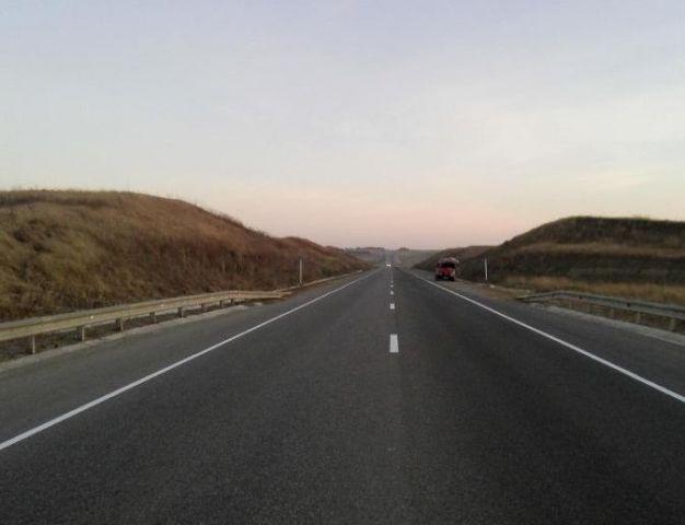 В Ставропольском крае перевернулся микроавтобус с пассажирами