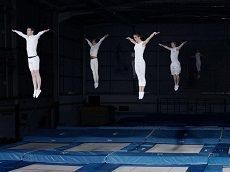 В Невинномысске стартует первенство Ставропольского края по прыжкам на батуте