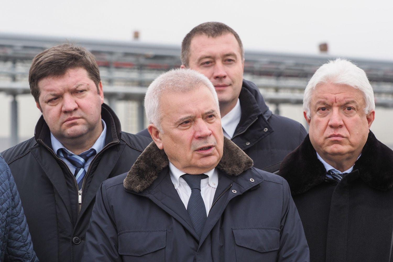 Президент ПАО «Лукойл» Вагит Алекперов посетил Ставрополье