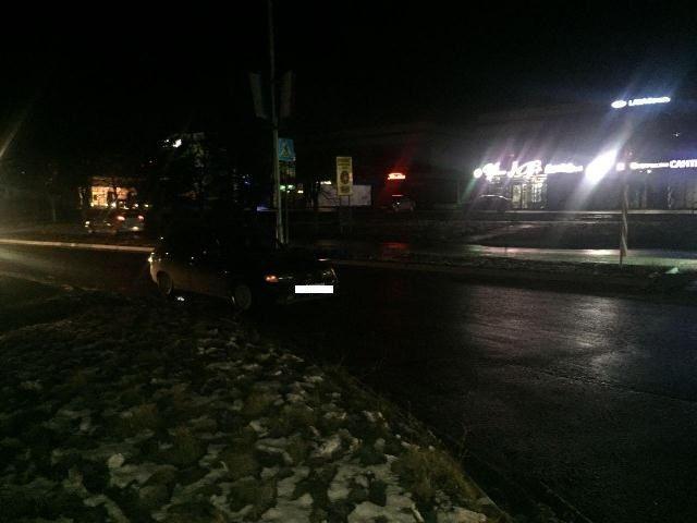 В Ставропольском крае водитель с признаками опьянения сбил пенсионерку