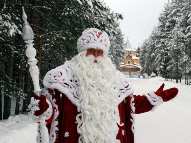 Российский Дед Мороз впервые приедет в Ставрополь
