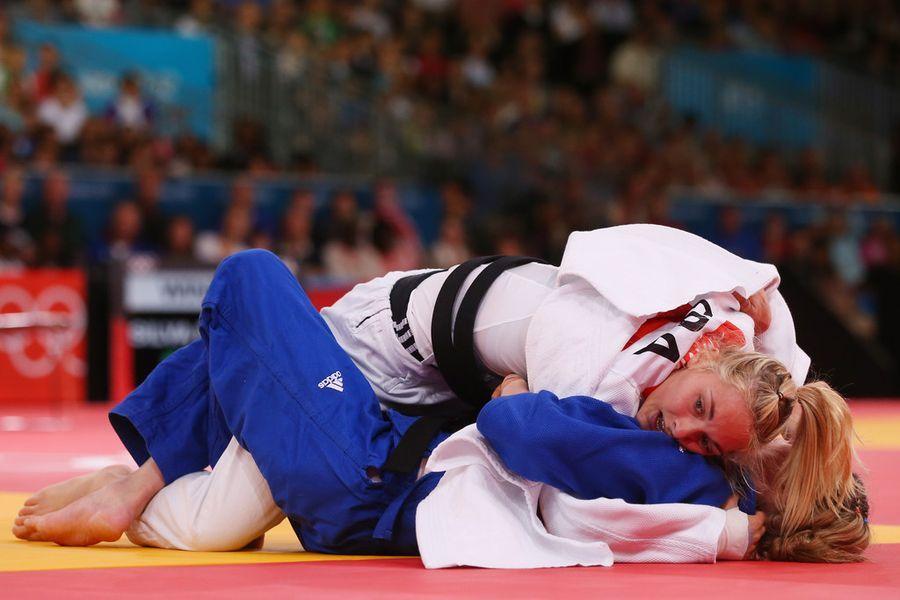 Брянец Юрий Божа стал бронзовым призером Кубка Европы подзюдо