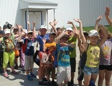 Пройти реабилитацию детям поможет «Орленок»
