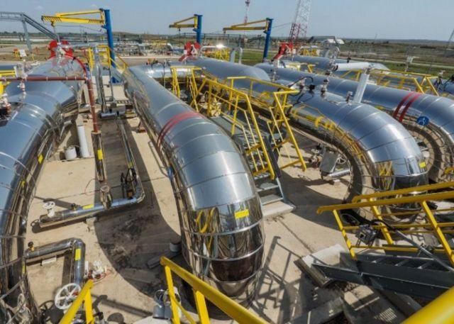 В Изобильненском городском округе открыли нефтеперекачивающую станцию