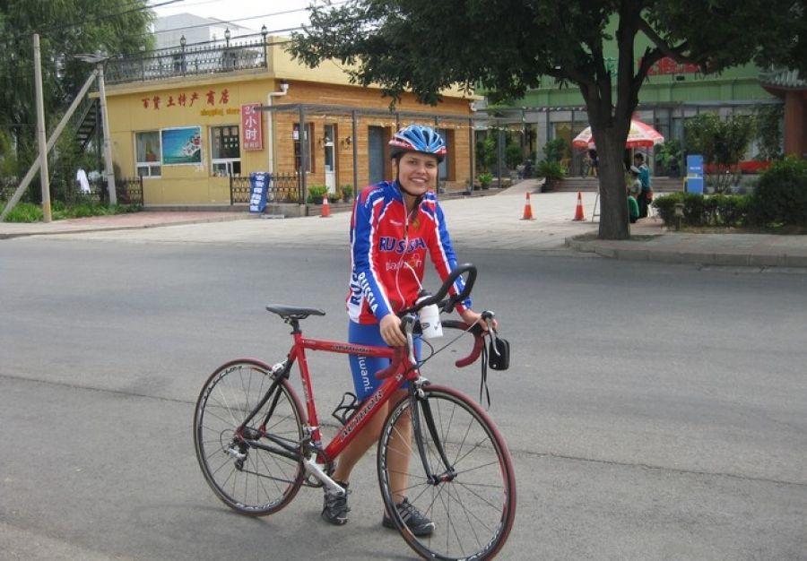Ставропольская паратриатлонистка завоевала бронзу Кубка мира