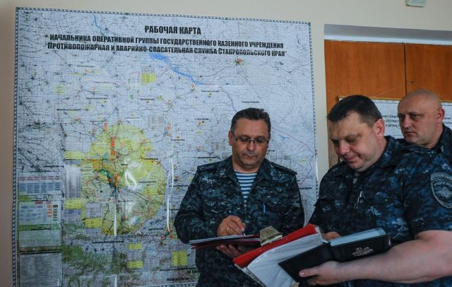 В Советском районе создан круглосуточный ситуационный центр