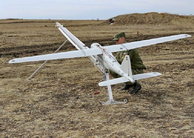 В Ставропольском крае военные провели учения по борьбе с беспилотниками