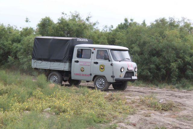На Ставрополье машина с пассажирами едва не угодила в водохранилище