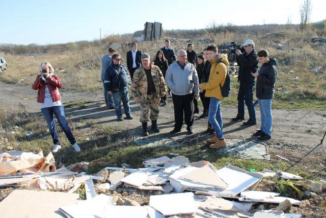 Активисты Народного фронта проследят за уборкой незаконной свалки вблизи Русского леса в Ставрополе