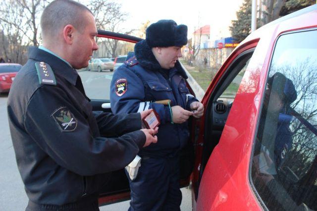 Лишение водительских прав напомнило ставропольцу об отцовских обязанностях